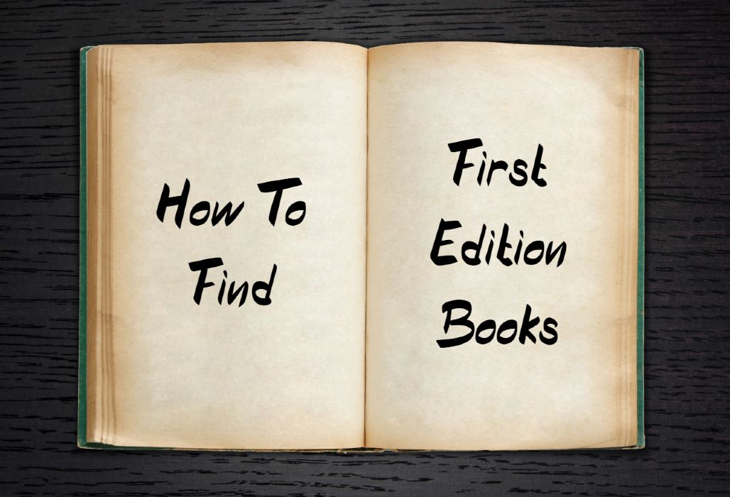 How To Tell If A Book Is A First Edition
