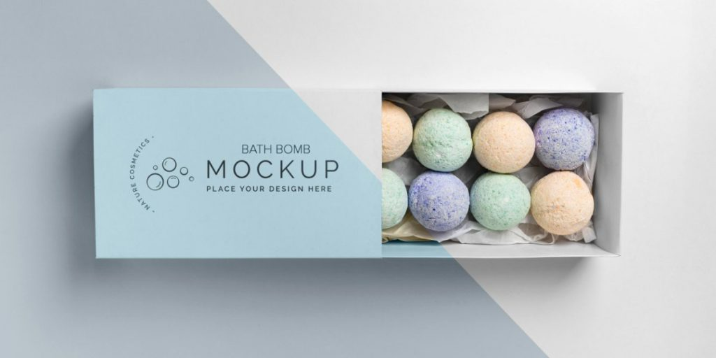 bath bombs as things to sell online